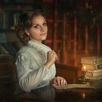 Я к вам пишу... :: Наташа Родионова