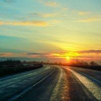 road to Munchen :: Alena Kramarenko