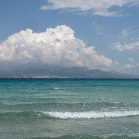 Панорама залива Мирабелло. :: Чария Зоя
