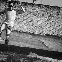 Прыжок :: Евгений Светозаров