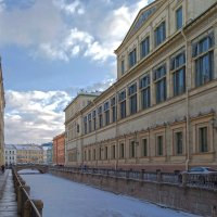 Зимняя канавка :: Александр Дроздов