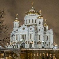 Москва вечерняя... :: Ирина Шарапова