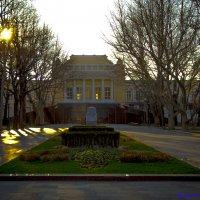 Площадь Героев г. Новороссийск :: Виктор Дилянян