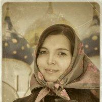 Девушка :: Евгений Бубнов