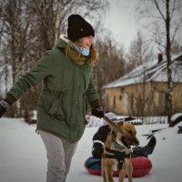 Зимние забавы :: Наталия Тугаринова