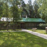 абрамцево.музей заповедник. недалеко от загорска. :: юрий макаров