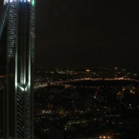 Москва-Сити. Вид со смотровой площадки. :: Екатерина Артамонова