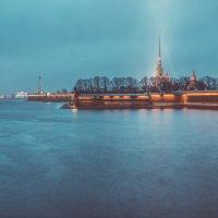 Петропавловская крепость :: Сергей Смирнов