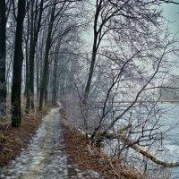 зима на Подолье :: юрий иванов