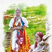 Никто не ждал такого урожая... :: Ирина Данилова