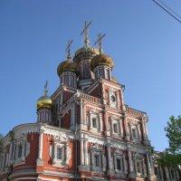 Рождественская церковь :: Андрей Франчковский