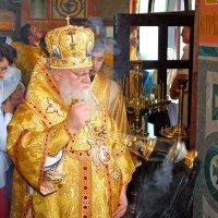 Митрополит Екатеринодарский и Кубанский ИСИДОР :: Андрей Мартынюк