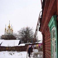 Рязань.Двор на Ул.Затинной.(5) :: Лесо-Вед (Баранов)