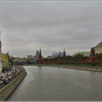 Москва, пасмурно :: Дмитрий Анцыферов