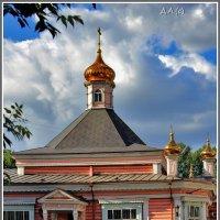 Храм Преображения Господня в Богородском :: Дмитрий Анцыферов