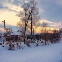 Зимним вечером... :: марк