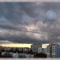 Под небесным покрывалом :: Валентина Данилова