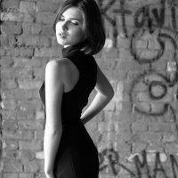 Черно-белое :: Саша Бош