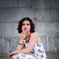 Лето 2014 :: Саша Бош