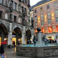 вечерние улочки Мюнхена :: Ольга