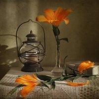 Когда цветут лилии, фонари отдыхают..) :: Bosanat