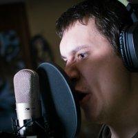 На записи нового альбома... :: Denis Chukhatin