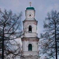 Храм в Кушве :: Nataliya Belova