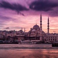 Закат в Стамбуле :: Марат Закиров