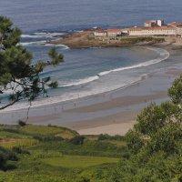 пляж на севере Испании :: Алексей Меринов