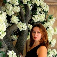 Портрет в интерьере :: Ирина Фирсова