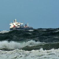 Штормрвое море :: Leonid Korenfeld