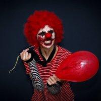 Злой клоун- 2. :: Elena Klimova