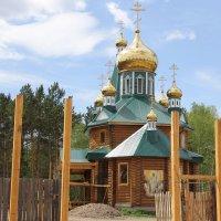 Церковь. :: Андрей