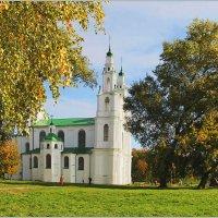 Осень и Собор. :: Роланд Дубровский