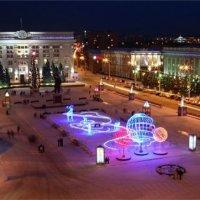 город Кемерово :: Светлана Миновская
