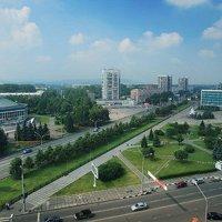 город Новокузнецк :: Светлана Миновская