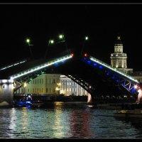 Дворцовый мост. :: Ирина Нафаня