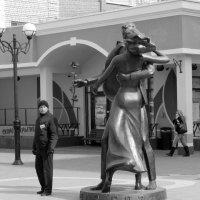 любимая женщина охранника Гаврилова. :: Владимир Нефедов