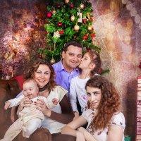 Большая семья :: Юлия Ерошевская