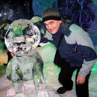 Всем привет из ледовой сказки :: Alexander Andronik