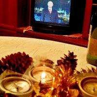 Новогоднее поздравление :: Milocs Морозова Людмила