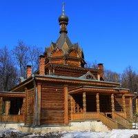 Храм святителя Тихона Задонского (1862г.) в Сокольниках. :: Николай Кондаков