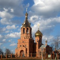 Церковь Троицкая в г.Раменское :: Елена Семигина