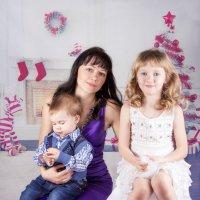 С мамой :: Валентина Илларионова (Блохина)