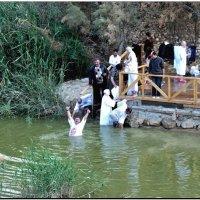Крещение на Иордане :: Leonid Korenfeld