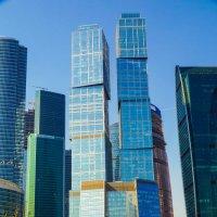Москва - Сити :: Андрей Воробьев