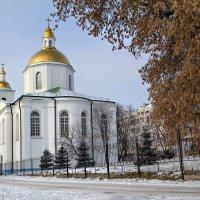Полоцк в Рождество :: Лариса Кайченкова