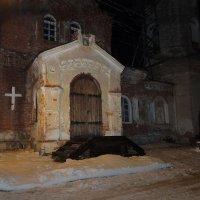 Старинный монастырь. :: Павлова Татьяна Павлова