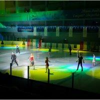 Золотой лёд России :: Анатолий Замыслов