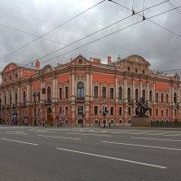 Дворе́ц Белосе́льских-Белозе́рских; Се́ргиевский дворец — дворец в Санкт-Петербурге :: Александр Дроздов